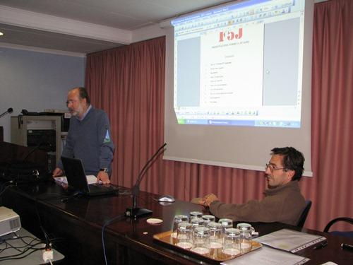 Un momento della presentazione della formula Autonomy al convegno FIAM