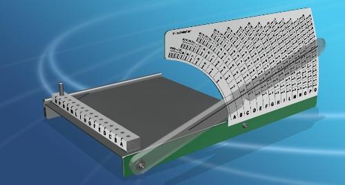 Pitchmeter, strumento per la misurazione del passo delle eliche